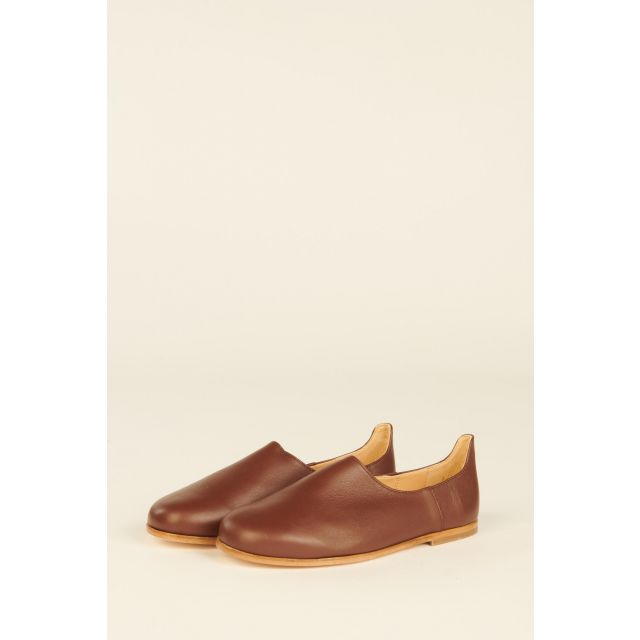 Brown Alaska loafers