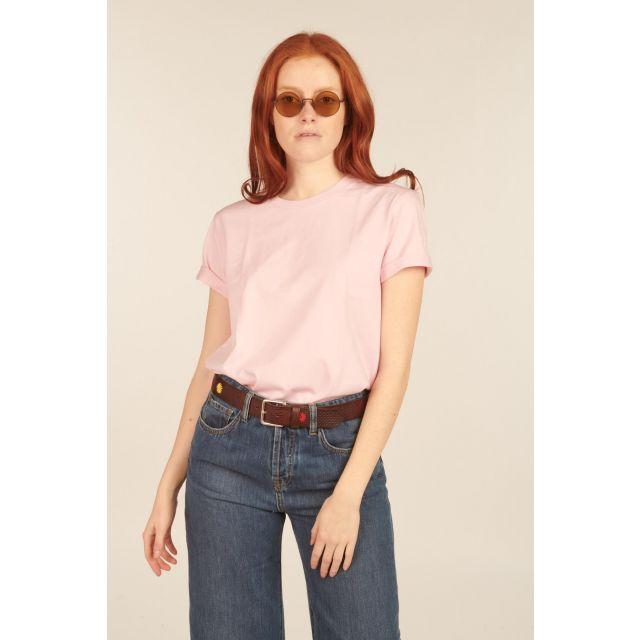 T-shirt Bruges Rosa