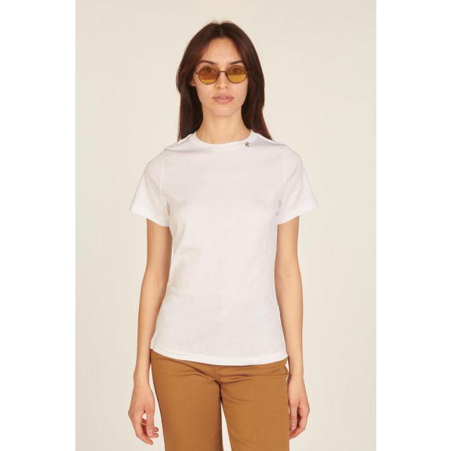 White short-sleeves t-shirt