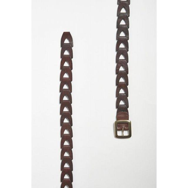 Cintura nera a catena
