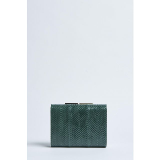 water green clutch