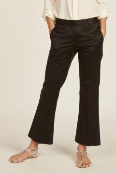 Tuxedo pants cropped