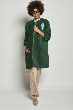 Decorated coat