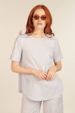 Isabel Striped Top