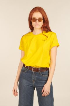 Yellow Bruges T-shirt