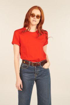 T-shirt Bruges Rossa
