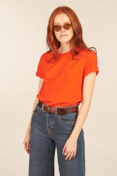 Orange Bruges T-shirt