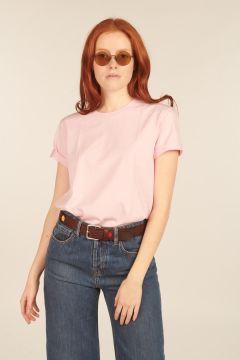 Pink Bruges T-shirt