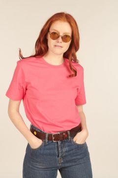 Fuchsia Bruges T-shirt