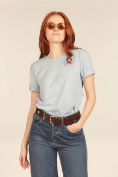 Light-Blue Bruges T-shirt