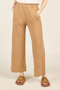 Beige Penny Tracksuit Pants