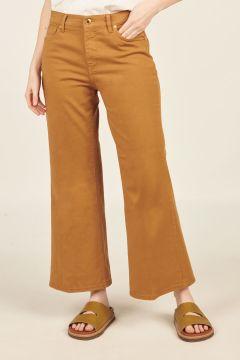 Pantaloni India Cammello