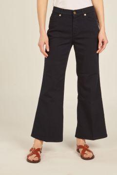 Pantaloni India Blu
