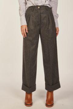 Pantalone Gio gessato