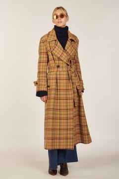 Scottish trench coat