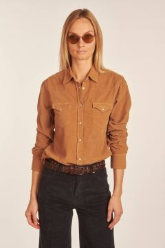 Camel Brooke shirt