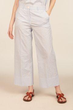 Pantaloni Mami a righe