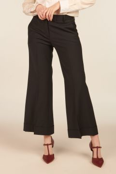 Light Wool Melody Trousers