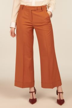 Light Wool tailored Melody trousers