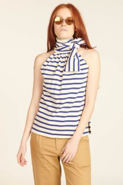 Striped Uma Top