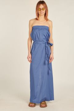 Norma Blue Dress