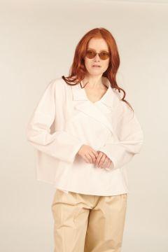 White Fonda Shirt