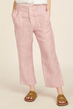 Camille Linen Trousers