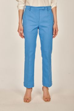 Nellie blue trousers