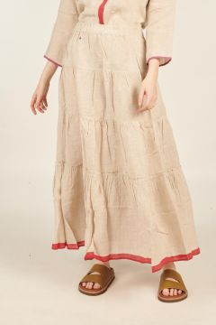 Larch Long skirt