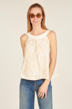 Ivory Cathy top