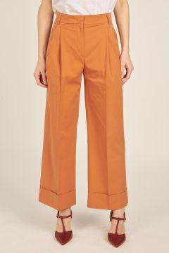 Orange Priscilla trousers