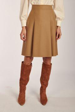 Pagaia wool skirt