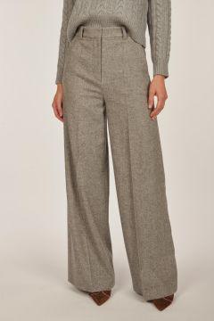 Pantalone Alana in flanella