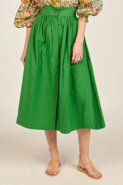 Green Mona skirt