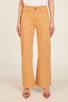 El Ribaud beige jeans