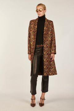 Franck embroidered coat