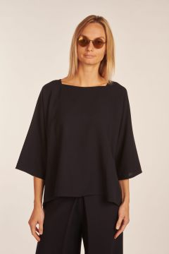 Blue Time tunic