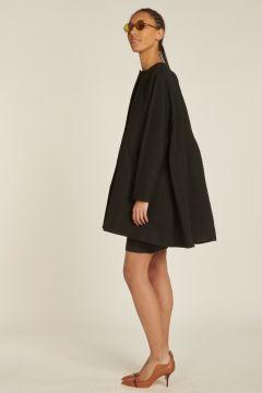 A-Line Cotton Coat