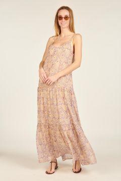 Gitane cashmire-pattern dress