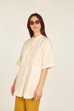 White oversized Guru shirt