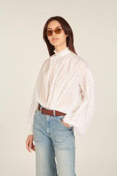 White Slava shirt