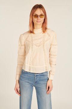 Celestine embroidered shirt