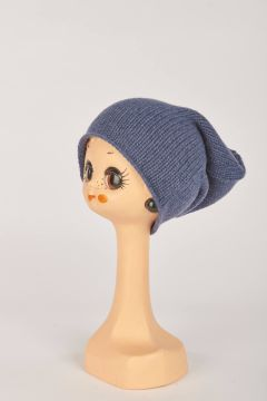 Bluette shaved hat