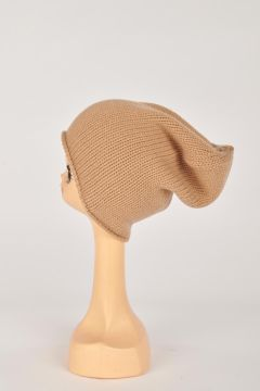 Camel shaved hat