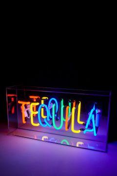 Neon light Tequila