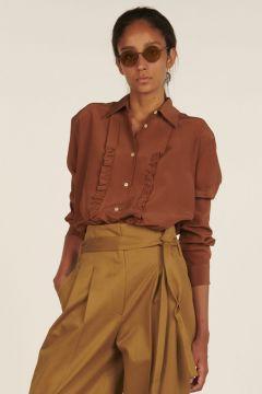 Therese silk shirt