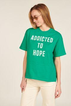Green Elie T-Shirt