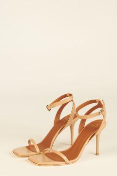 Beige Erin sandals