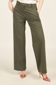 Tailored Piquet trousers