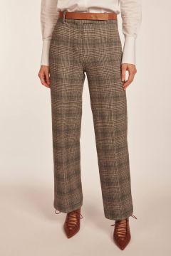 Pantalone galles check